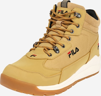 FILA Sneakers hoog 'Alpha Mid' in de kleur Abrikoos, Productweergave