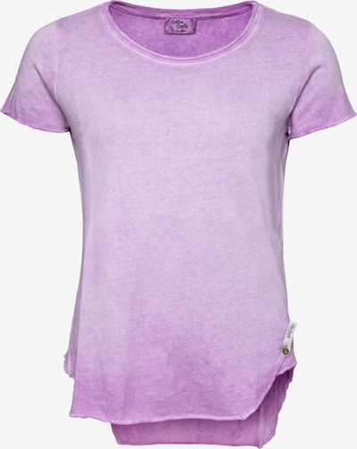 Cotton Candy T-Shirt in lila, Produktansicht