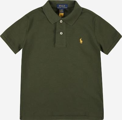 POLO RALPH LAUREN Poloshirt in dunkelgrün, Produktansicht