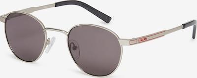 DUCATI Eyewear Zonnebril in de kleur Grijs / Zilvergrijs / Zilver, Productweergave
