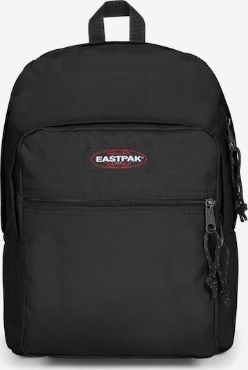 EASTPAK Rucksack in rot / schwarz / weiß, Produktansicht