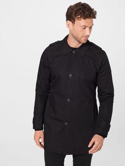 Only & Sons Tussenjas 'Talbot' in de kleur Zwart, Modelweergave