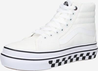 VANS Baskets hautes en noir / blanc, Vue avec produit