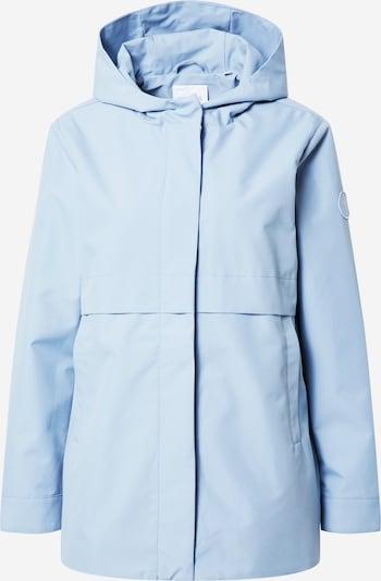 KnowledgeCotton Apparel Jacke in rauchblau, Produktansicht