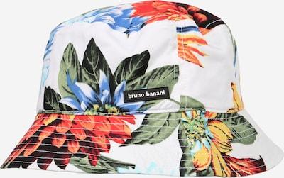BRUNO BANANI Hut in grün / mischfarben / orange / weiß, Produktansicht