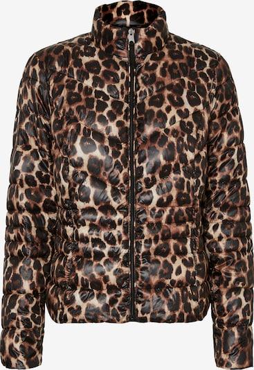 VERO MODA Between-Season Jacket in Beige / Brown / Black, Item view