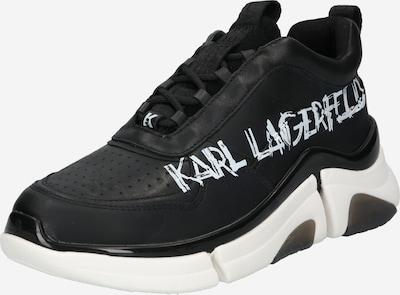 Sneaker low 'VENTURE' Karl Lagerfeld pe negru / alb, Vizualizare produs