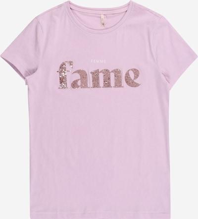 KIDS ONLY Koszulka 'Konbina' w kolorze fioletowy / liliowym, Podgląd produktu