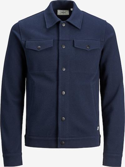 Produkt Jacke in dunkelblau, Produktansicht