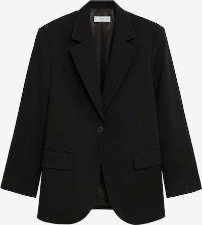 MANGO Blazer 'James' en noir, Vue avec produit