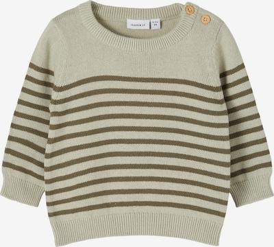 NAME IT Jersey 'Deslon' en beige / caqui, Vista del producto