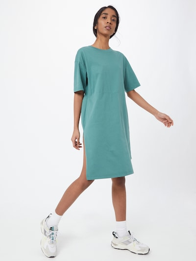 Urban Classics Oversized dress in Jade, View model