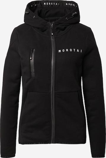 Sportinis džemperis 'NAKA NEO' iš MOROTAI, spalva – juoda, Prekių apžvalga