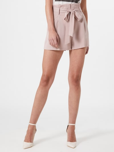 Miss Selfridge Kalhoty 'Blush Easy' - starorůžová, Model/ka
