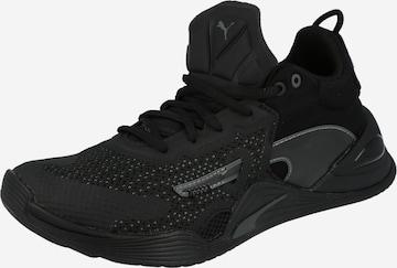 PUMA Αθλητικό παπούτσι 'Fuse' σε μαύρο