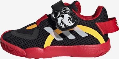 ADIDAS PERFORMANCE Sportschuh 'ActivePlay Mickey' in gelb / rot / schwarz / weiß, Produktansicht