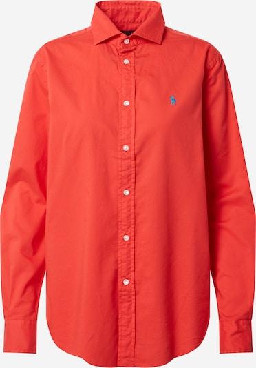 POLO RALPH LAUREN Blouse in de kleur Rood, Productweergave
