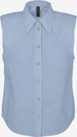 Y.A.S Bluse 'Agana' in rauchblau, Produktansicht