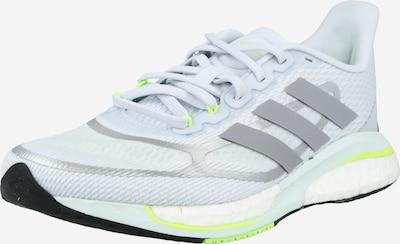 ADIDAS PERFORMANCE Chaussure de course 'SUPERNOVA' en bleu clair / gris argenté / blanc, Vue avec produit