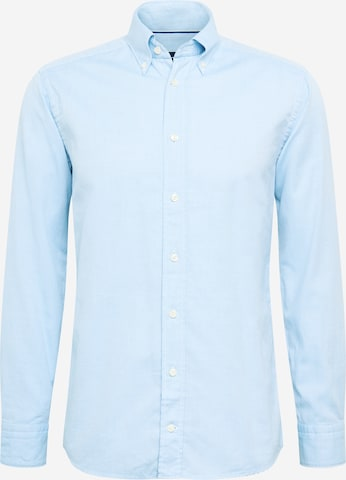 ETON Button Up Shirt in Blue