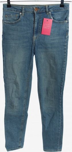 Unique High Waist Jeans in 29 in blau, Produktansicht