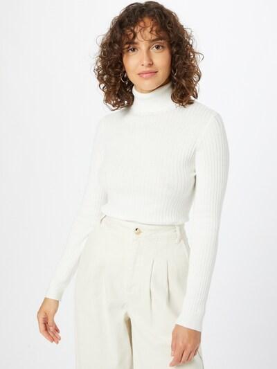 ONLY Jersey 'KAROL' en blanco, Vista del modelo