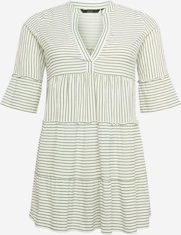 Vero Moda Curve Kleit, värv valge