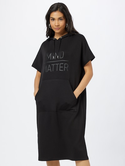 Soyaconcept Kleid 'BANU' in schwarz, Modelansicht