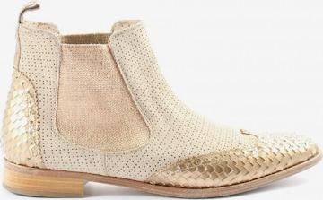Pertini Dress Boots in 41 in Beige