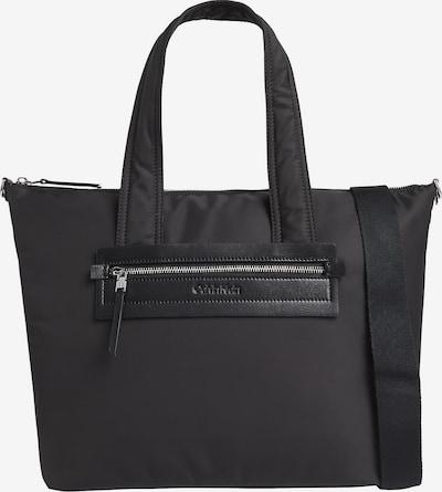 Calvin Klein Cabas en noir, Vue avec produit