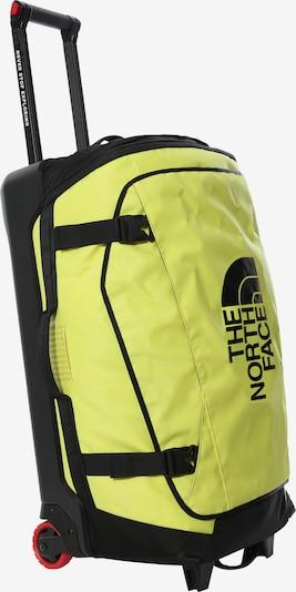 THE NORTH FACE Sac de voyage en jaune citron, Vue avec produit