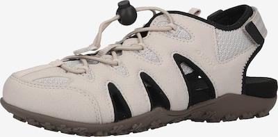 GEOX Sandale in beige, Produktansicht
