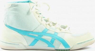 ASICS High Top Sneaker in 42,5 in türkis / wollweiß, Produktansicht