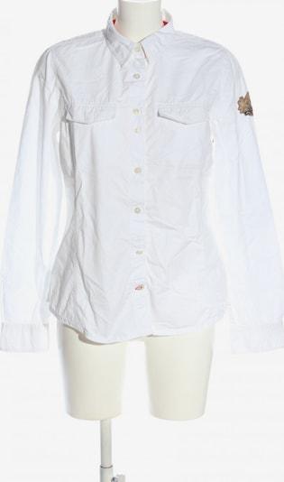 FIRE & ICE Langarmhemd in L in weiß, Produktansicht