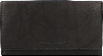 GREENBURRY Portemonnaie in Schwarz