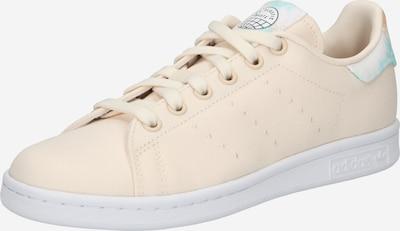 ADIDAS ORIGINALS Sneakers laag 'STAN SMITH' in de kleur Aqua / Wolwit, Productweergave