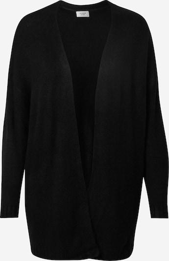 JACQUELINE de YONG Strickjacke 'Elanora' in schwarz, Produktansicht