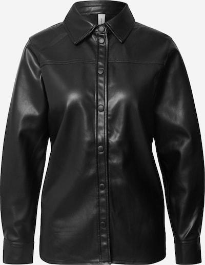 Soyaconcept T-shirt 'Beckie' en noir, Vue avec produit