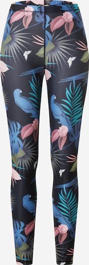 Femi Stories Leggings in de kleur Blauw / Gemengde kleuren, Productweergave