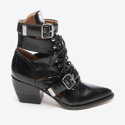 Chloé Stiefeletten in 40,5 in schwarz, Produktansicht