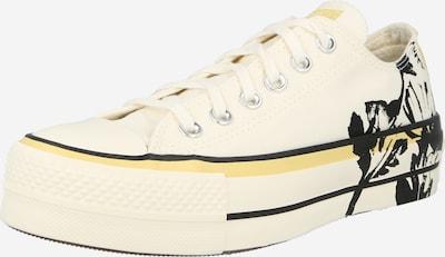 Sneaker low 'CTAS LIFT OX' CONVERSE pe negru / alb coajă de ou, Vizualizare produs