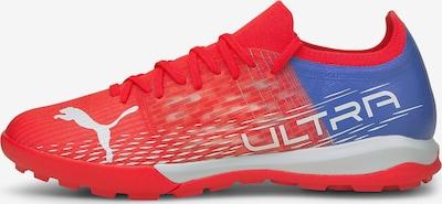PUMA Voetbalschoen in de kleur Blauw / Rood / Wit, Productweergave