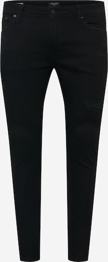 Jack & Jones Plus Jeans 'JJILIAM JJORIGINAL NA 042 PS' in schwarz, Produktansicht