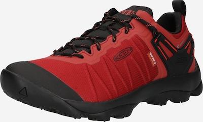KEEN Poltopánky 'VENTURE' - červená / čierna, Produkt