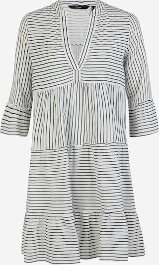 Vero Moda Tall Robe-chemise 'HELI' en bleu nuit / blanc, Vue avec produit