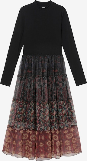 Desigual Dress in Mixed colors / Black, Item view