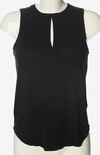 RALPH LAUREN ärmellose Bluse in XS in schwarz, Produktansicht