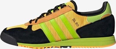 ADIDAS ORIGINALS Sneaker in gelb / schwarz, Produktansicht