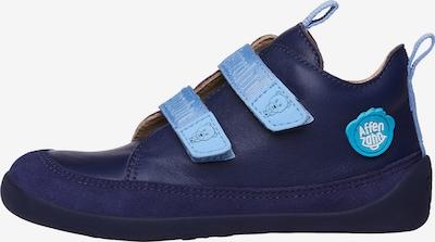 Affenzahn Barfußschuh 'Bär' in blau, Produktansicht