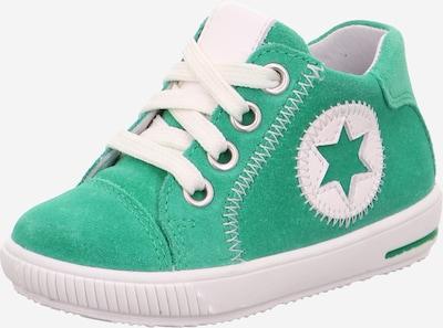 SUPERFIT Tennarit 'MOPPY' värissä vihreä / valkoinen, Tuotenäkymä